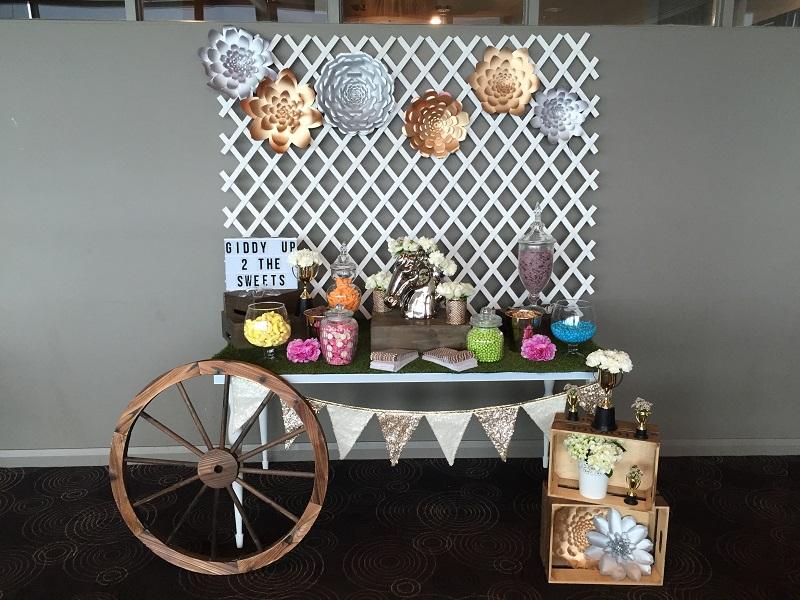Dessert / Lolly Bars