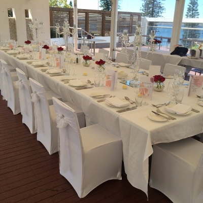 Chair Cover Hire Sydney
